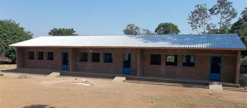 Classrooms for Malawi - our work
