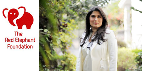 Red Elephant Foundation: Sharmeen Obaid
