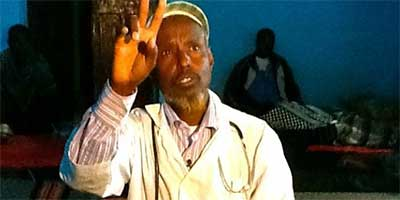 Abdirahman Ali Awale is a psychiatrist at Habeeb Hospital