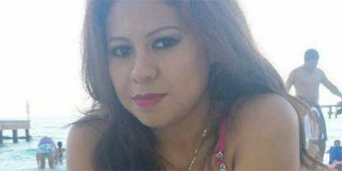 Rebeca Rivera Neri, 24, who was murdered and found dumped in Cancun. Photograph: Courtesy of the family