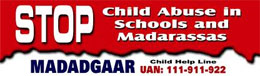 Madadgaar Children's Help-Line