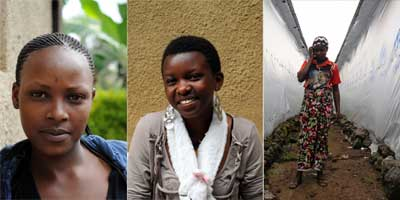 Children of Genocide: Jeanette, Clemence and Solange