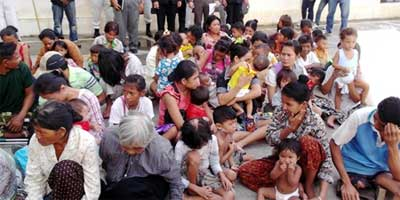 50 Cambodia beggars arrested