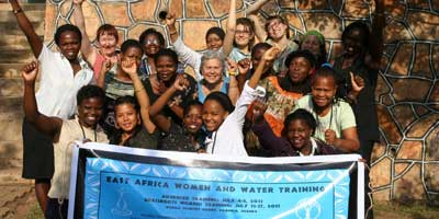 2011- East Africa Women-and-Water-Training