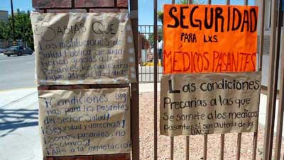 Mexico hunger strikers 5