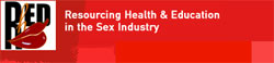RHED: Resourcing Health & Education in the Sex Industry