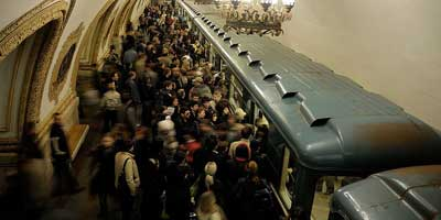 Is Moscow's Transport Unsafe for Women? Muscovite Women Respond...