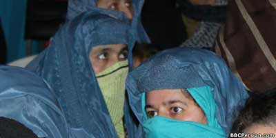 Afghan Women Call for Solidarity - Women's Day 2013