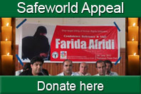 Support the Farida Afridi Appeal