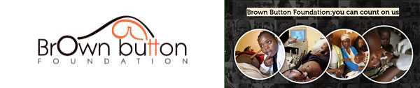 Brown Button  Foundation Nigeria