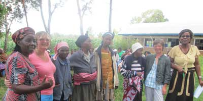 Finding Compassion - Grassroots Help for Women and Children in Kenya