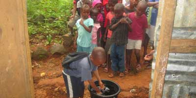 Grassroots work continues in face of Ebola panic in Sierra Leone