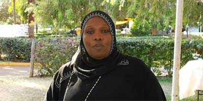 Hamisa Zaja dropped out of the Mombasa County electoral race for lack of resources. | Photo: Miriam Gathigah/IPS