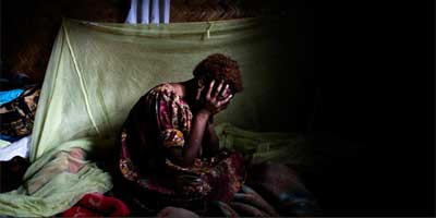 Rape Victim in PNG - Photo: Brent Stirton/Getty Images