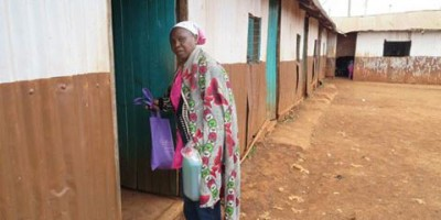 Margaret from Kiambu Support Group