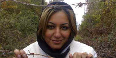 Iranian student activist Mahdieh Golroo was released from Evin Prison after 30 month sentence